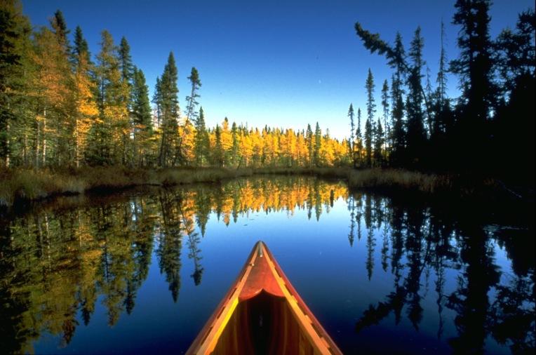 canoe flow